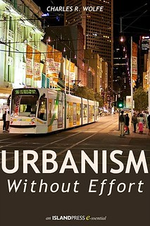 cover, Urbanism Without Effort ((c) Charles R. Wolfe)