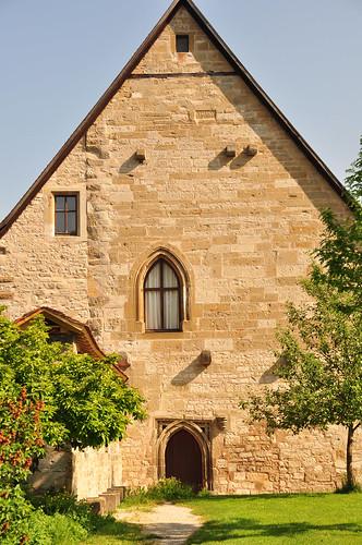 Klostergarten Rothenburg o. d. T.