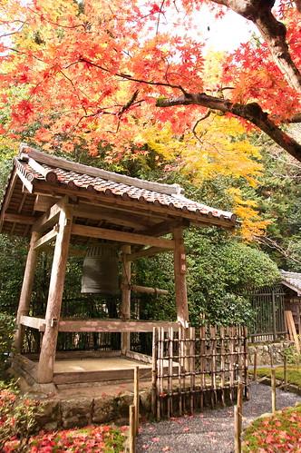 【写真】2012 紅葉 : 寂光院/2020-08-29/IMGP6313