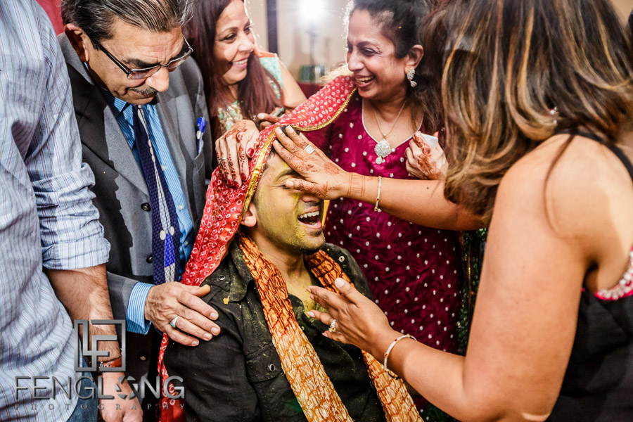 Atlanta Ismaili Wedding at Occasions Event Hall