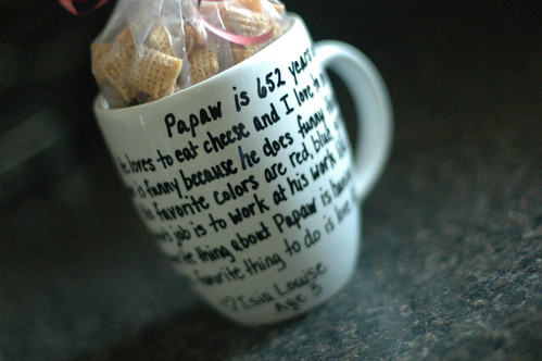 Creative Mama: Father's Day Mug