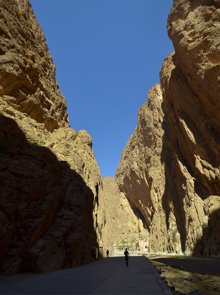 Gargantas de Todra, una maravillosa excursión a uno de los desfiladeros más brutales de Marruecos