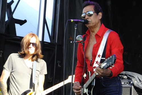 Alejandro Escovedo at Ottawa Bluesfest 2013