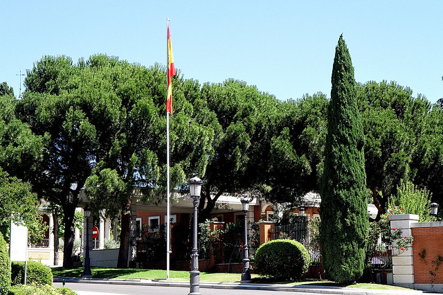 Jardines de La Moncloa