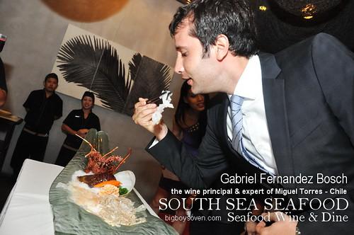 south sea seafood C
