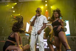 Wiz Khalifa , B.O.B, Trinidad James , Joey Bada$$ and A$AP Rocky performing in texas