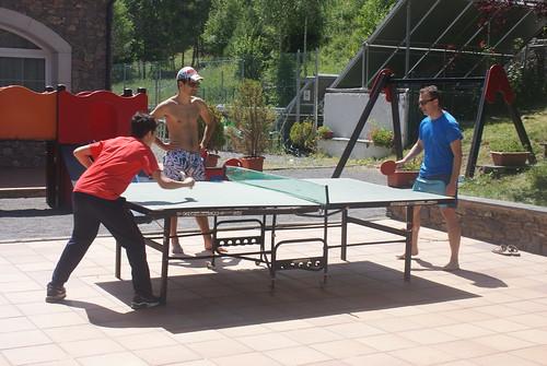 Tenis Taula