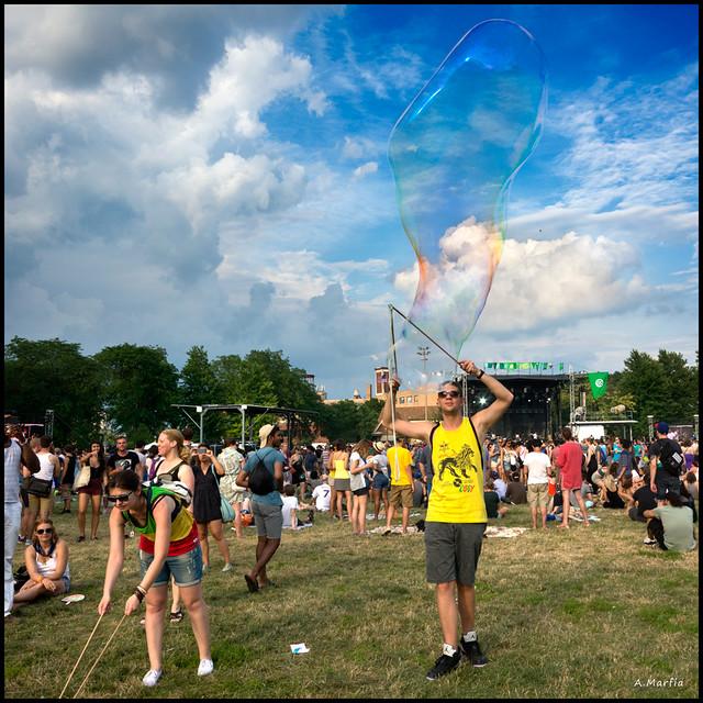 Bubble Conjurer