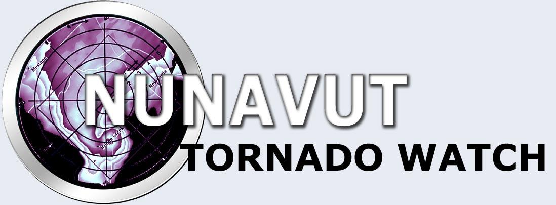 Nunavut Tornado Watch