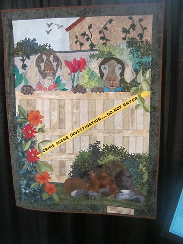 """Crime Scene Investigation"" by Pauline Salzman of Treasure Island, FL"