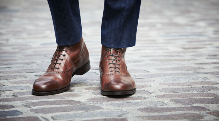 Grenson x Foot the Coacher MRPORTER 3