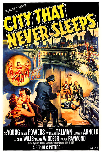 1953 ... Metroplolis With Insomnia!