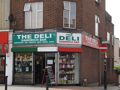 Picture of Toni And Claudio Deli Sandwich Bar, 206 High Street