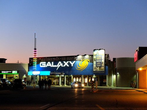 Galaxy Cinema in St. Thomas