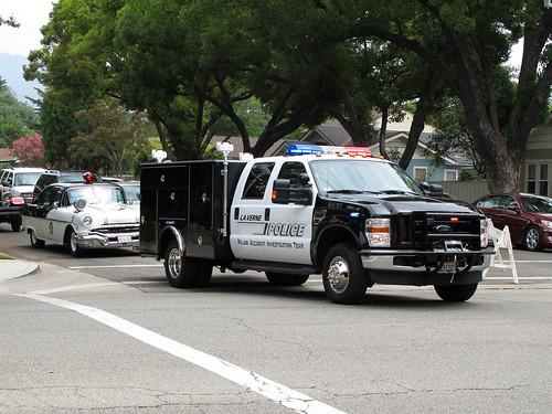 La Verne Police
