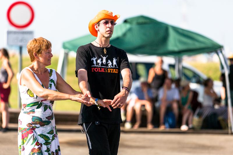 Doelse Feesten: Bal op den Dijk met Folk in 't Stad