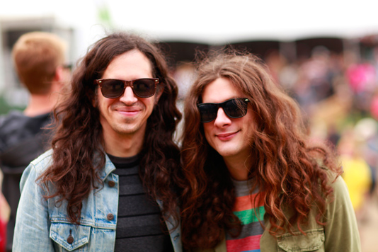 kurtvile musician, outside lands, Golden Gate Park, Kurt Vile