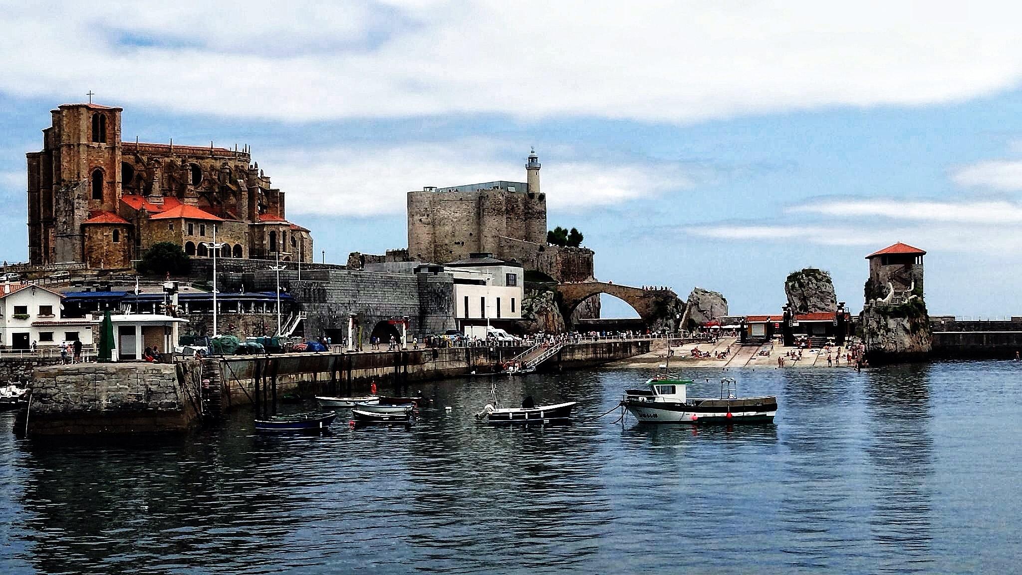 Sabor a mar en Castro Urdiales