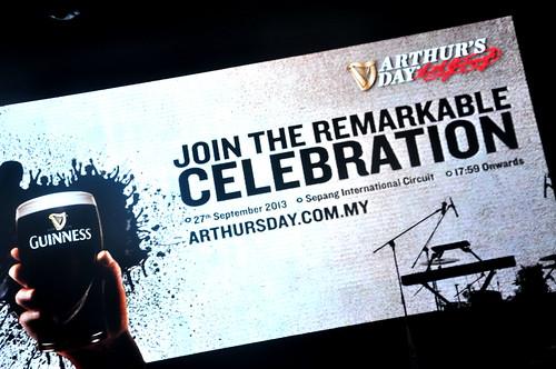 Arthurs Day 2