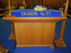 Sharon Lodge No. 97 Queensville ON