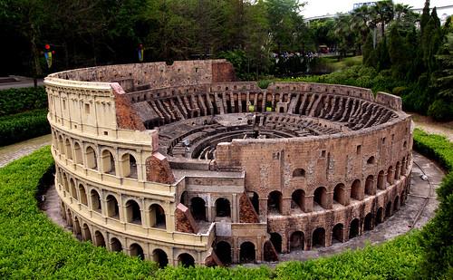 Colosseum   Rome.Shenzhen.
