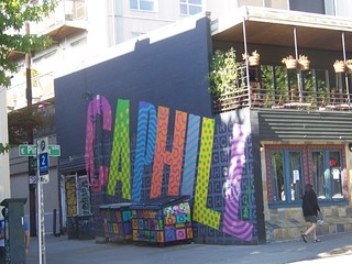Capitol Hill Seattle Mural