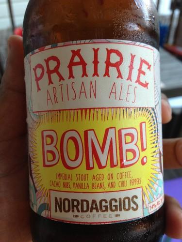 Prairie Bomb by jcruelty