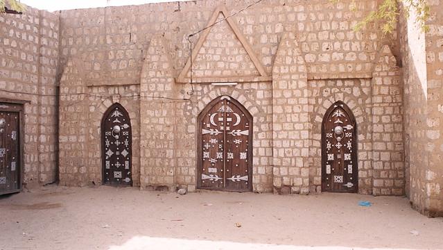 Timbuktu - Mezquita Sisi Yahia