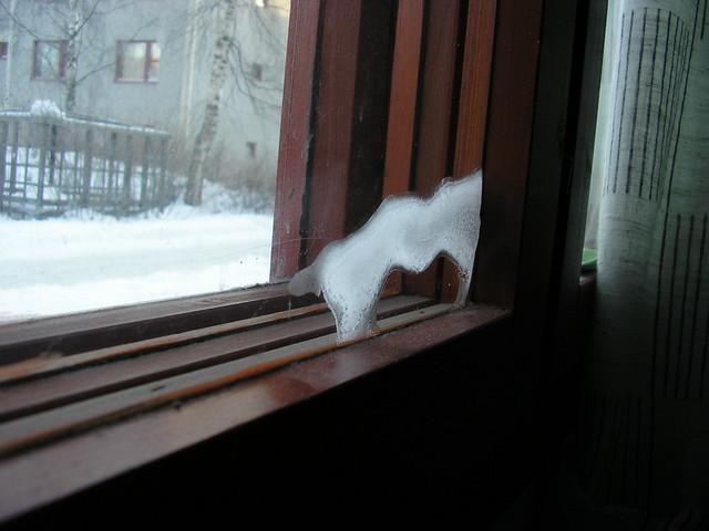 Hace frío fuera