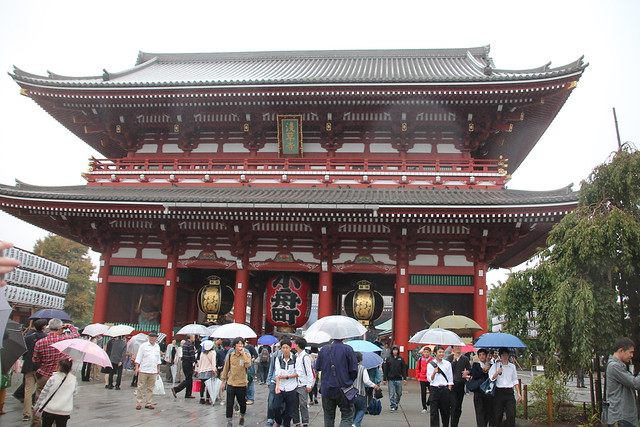 Tokyo - Day 1 - Senso-Ji