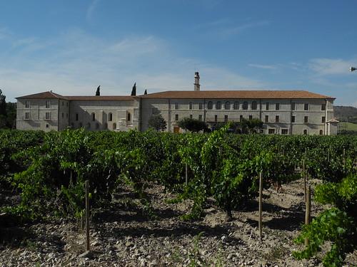 Sardón de Duero. Monasterio de Santa María de Retuerta