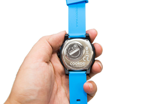 終極智慧手錶對決 (2) 類比數位的完美融合 COOKOO 咕咕藍牙手錶 @3C 達人廖阿輝