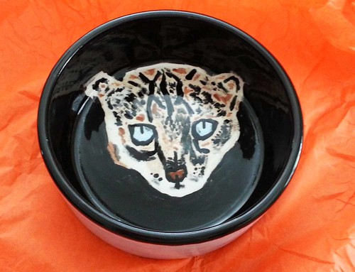 Samson pet food bowl