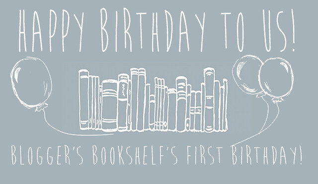Bloggers-bookshelf-1st-birthday