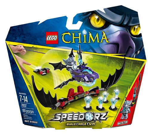 LEGO Legends of Chima 70137