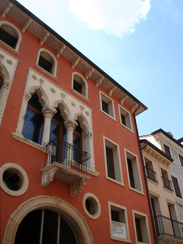 Paseando por Vicenza