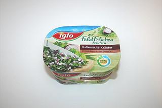 11 - Zutat italienische Kräuter / Ingredient italian herbs