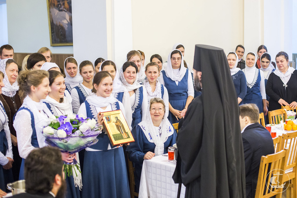 27 октября 2013, Божественная литургия в Неделю 18-ю по Пятидесятнице