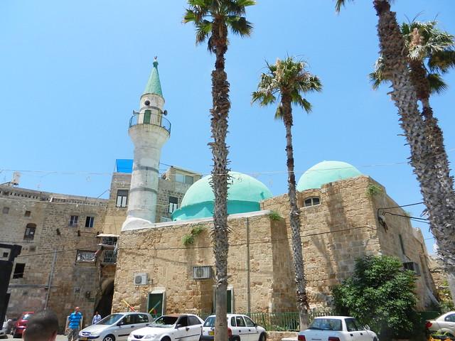 Акко. Мечети города