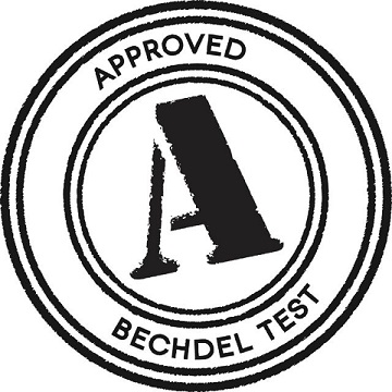 "An A for ""Bechdel Test Approved"""