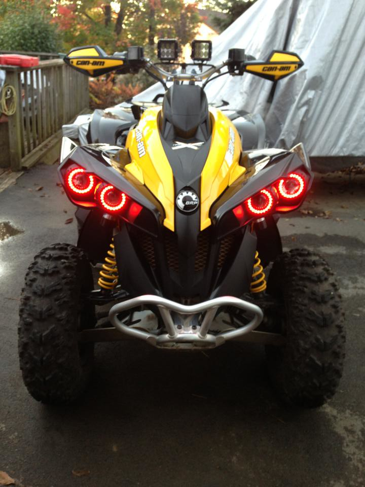 What Led Light Bar Would You Recommend Page 2 Can Am