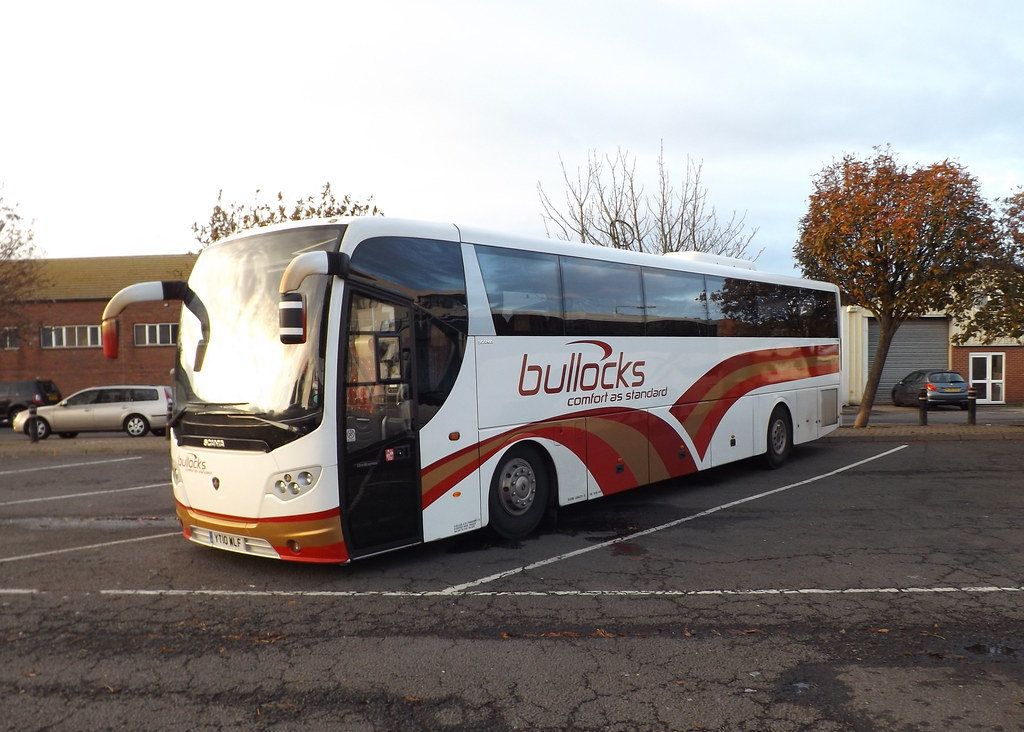 Bullocks Coach Tours