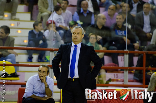 Ufficiale: Giovanni Perdichizzi è il nuovo coach del Basket Barcellona