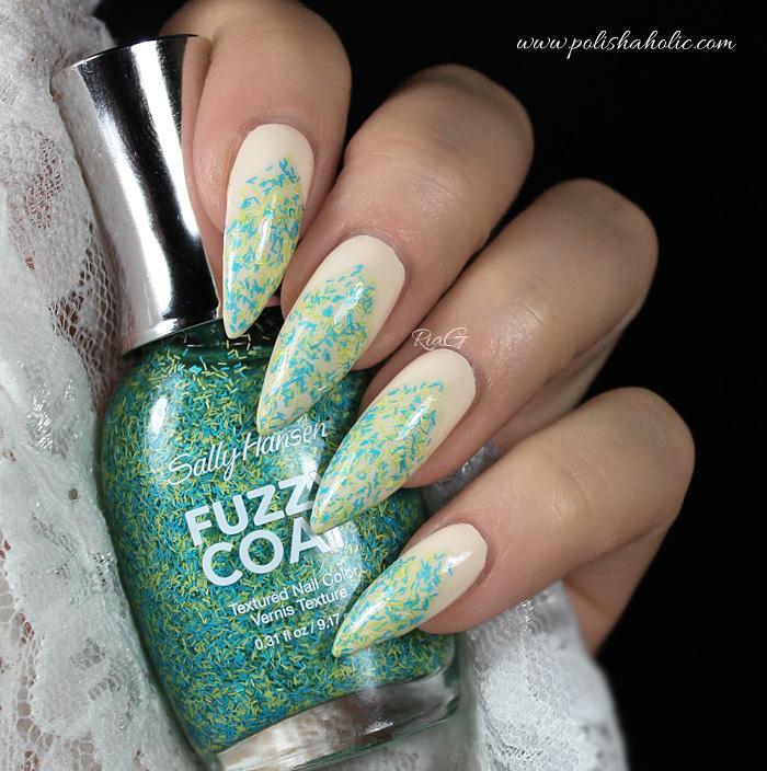 Sally Hansen Fuzzy Coat – Fuzz-Sea – Ria G – Beauty Blog