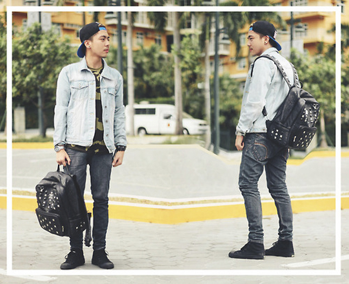 Lookbook.nu Tantris Backpack Punk Style Vote-3