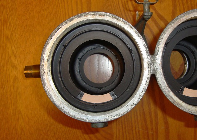 Nikko 15X80 60 degree inclined oculars (View 8)