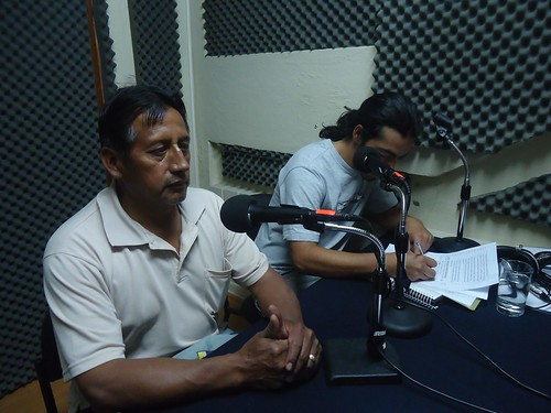 Entrevista: Sr.Luis Sigcho