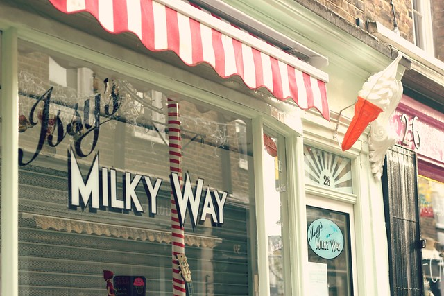 Issy's Milky Way Islington