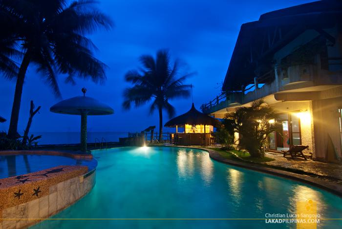 Oriental Mindoro Rainy Days At Puerto Galera S El Ca Onero Beach Resort Lakad Pilipinas