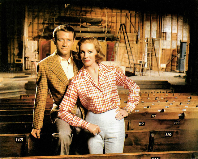 Julie Andrew and Richard Crenna in Star!